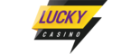 Lucky casino logo big