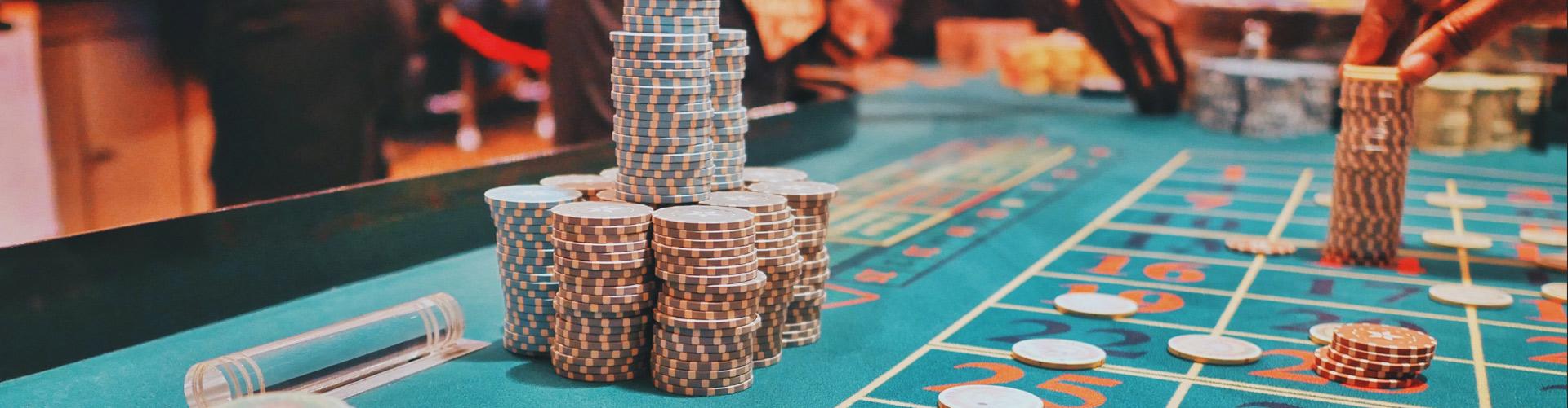Casino med snabba uttag bakgrund